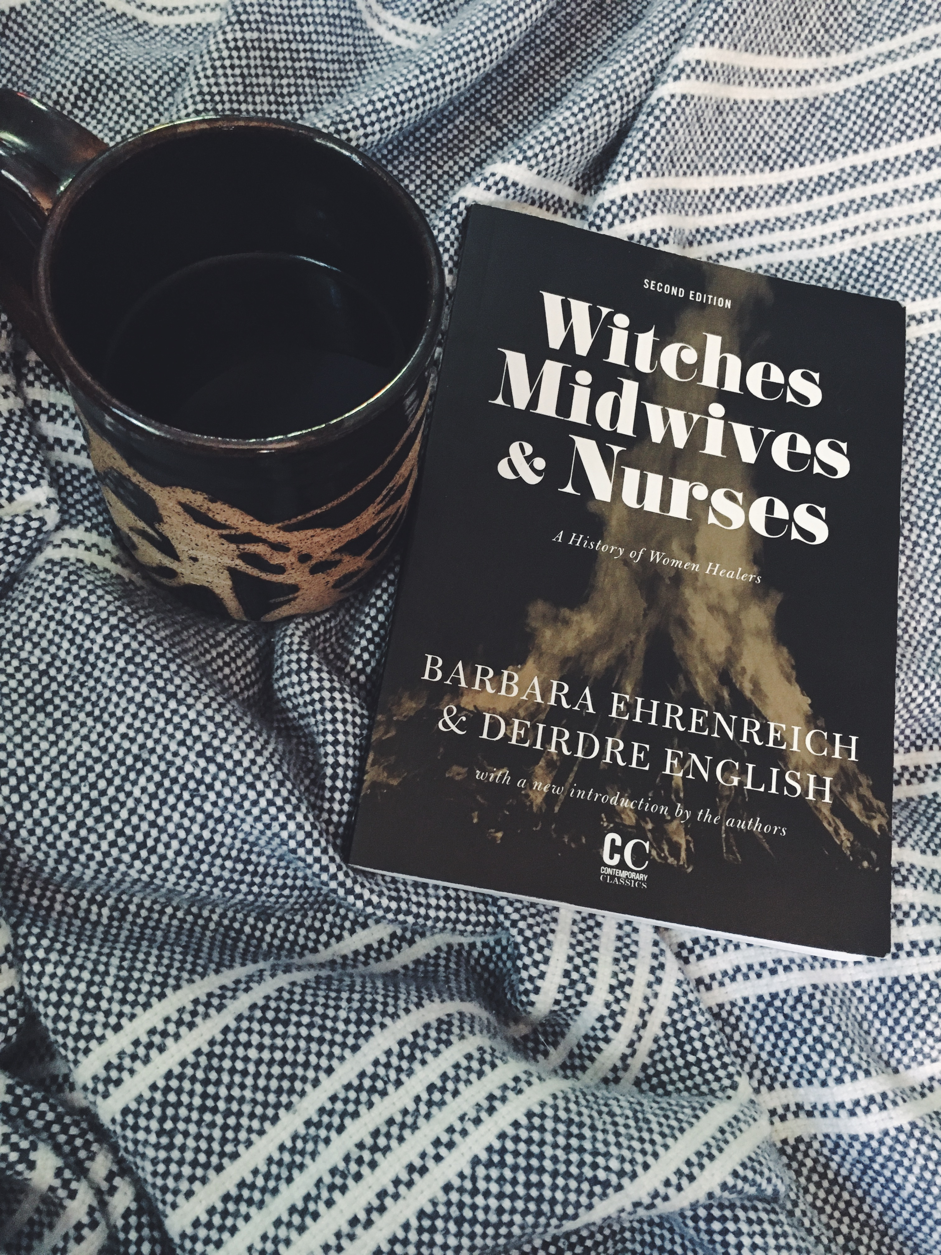 Spellbook Saturday: Witches, Midwives & Nurses