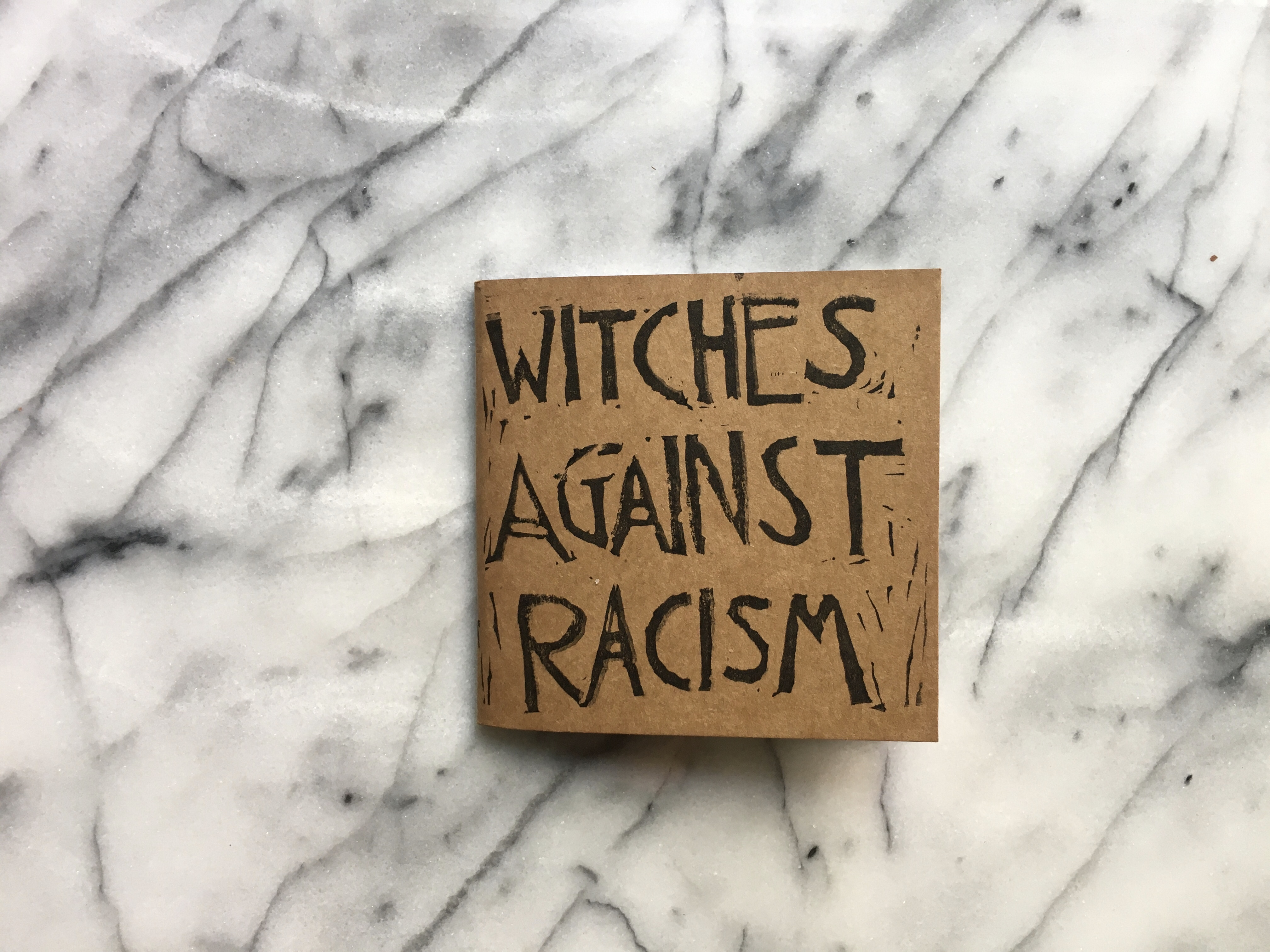 Witches Against Racism Mini-Notebooks