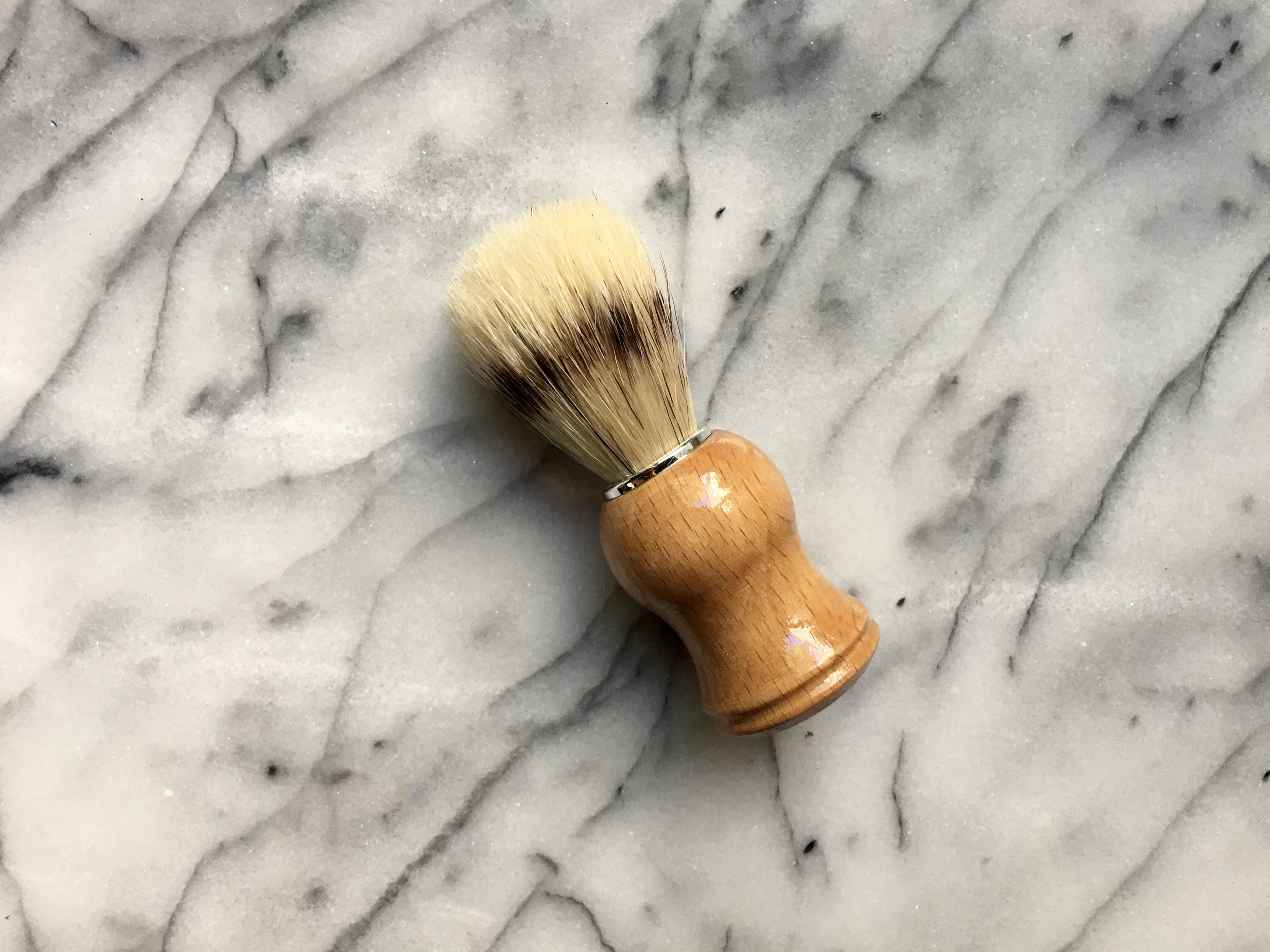 Natural Boar Bristle Shaving Brush