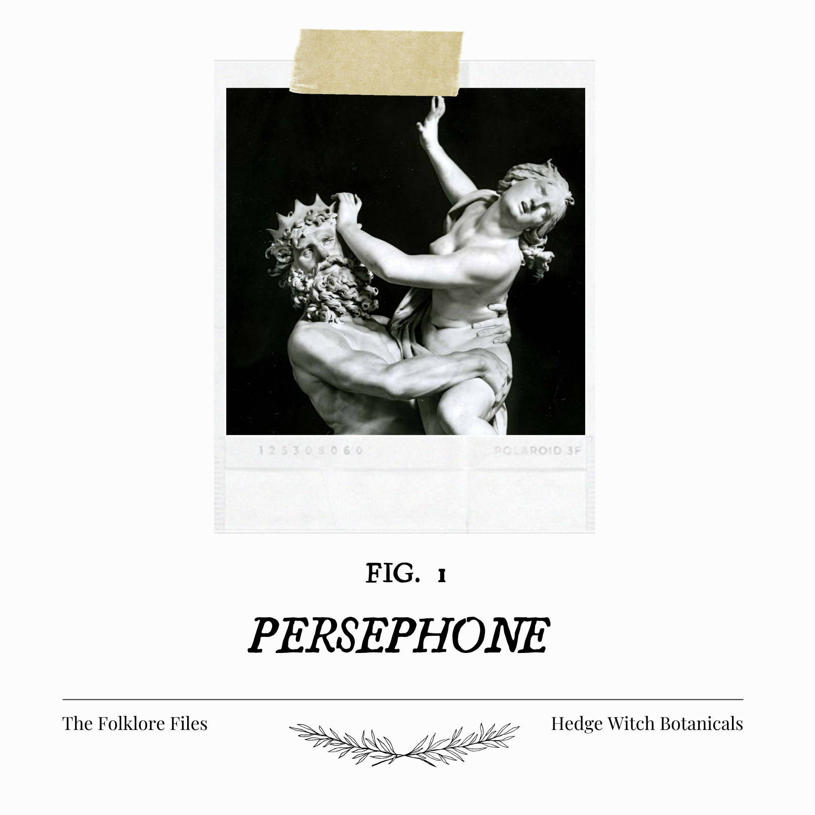 The Folklore Files: Persephone